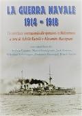 Copertina dell'audiolibro La guerra navale 1914-1918