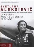 Copertina dell'audiolibro La guerra non ha volto di donna di ALEKSIEVIC, Svetlana