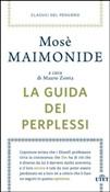 Copertina dell'audiolibro La guida dei perplessi di MAIMONIDE, Mosè