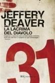 Copertina dell'audiolibro La lacrima del diavolo di DEAVER, Jeffery