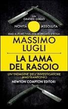 Copertina dell'audiolibro La lama del rasoio di LUGLI, Massimo