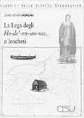 Copertina dell'audiolibro La Lega degli Ho-de'-no-sau-nee o Irochesi