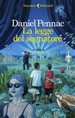 Copertina dell'audiolibro La legge del sognatore di PENNAC, Daniel (Trad. Yasmina Melaouah)