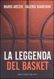 Copertina dell'audiolibro La leggenda del basket