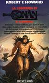 Copertina dell'audiolibro La leggenda di Conan – Il Cimmero