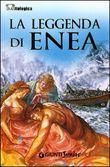 Copertina dell'audiolibro La leggenda di Enea di VACCARI, Giovanni