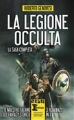 Copertina dell'audiolibro La legione occulta – saga completa di GENOVESI, Roberto