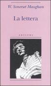 Copertina dell'audiolibro La lettera di MAUGHAM, William Somerset