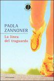 Copertina dell'audiolibro La linea del traguardo di ZANNONER, Paola