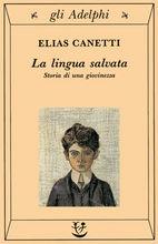 Copertina dell'audiolibro La lingua salvata