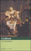 Copertina dell'audiolibro La locandiera di GOLDONI, Carlo