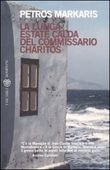 Copertina dell'audiolibro La lunga estate calda del commissario Charitos di MARKARIS, Petros