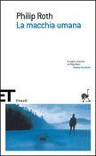 Copertina dell'audiolibro La macchia umana di ROTH, Philip