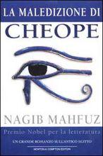 Copertina dell'audiolibro La maledizione di Cheope di MAHFUZ, Nagib
