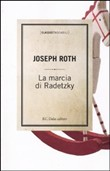 Copertina dell'audiolibro La marcia di Radetzky