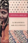Copertina dell'audiolibro La masseria delle allodole di ARSLAN, Antonia