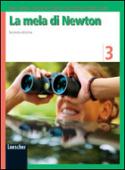Copertina dell'audiolibro La mela di Newton 3 di ACQUATI, A. - DE PASCALE, C. - SCUDERI, F.