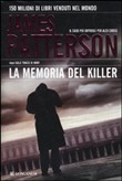 Copertina dell'audiolibro La memoria del killer di PATTERSON, James