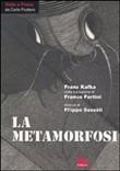 Copertina dell'audiolibro La metamorfosi di KAFKA, Franz