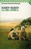 Copertina dell'audiolibro La mia Africa di BLIXEN, Karen