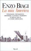 Copertina dell'audiolibro La mia America