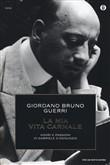 Copertina dell'audiolibro La mia vita carnale di GUERRI, Giordano Bruno