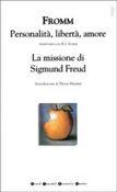 Copertina dell'audiolibro La missione di Sigmund Freud