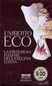 Copertina dell'audiolibro La misteriosa fiamma della regina Loana di ECO, Umberto