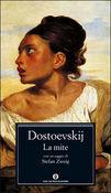 Copertina dell'audiolibro La mite di DOSTOEVSKIJ, Fëdor Mihajlovic