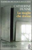 Copertina dell'audiolibro La moglie che dorme di DUNNE, Catherine