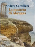 Copertina dell'audiolibro La moneta di Akragas di CAMILLERI, Andrea
