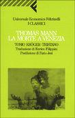 Copertina dell'audiolibro La morte a Venezia – Tonio Kroger – Tristano di MANN, Thomas