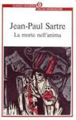 Copertina dell'audiolibro La morte nell'anima di SARTRE, Jean-Paul