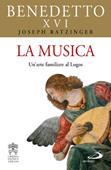 Copertina dell'audiolibro La musica di BENEDETTO XVI (Joseph Ratzinger)
