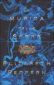 Copertina dell'audiolibro La musica delle sfere di REDFERN, Elisabeth