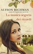 Copertina dell'audiolibro La musica segreta dei ricordi di RICHMAN, Alyson