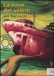 Copertina dell'audiolibro La nave dei veleni di GAGLIARDI, Ave