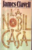 Copertina dell'audiolibro La nobil casa – vol. 1 di CLAVELL, James