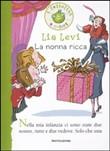 Copertina dell'audiolibro La nonna ricca di LEVI, Lia