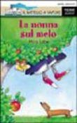 Copertina dell'audiolibro La nonna sul melo di LOBE, Mira