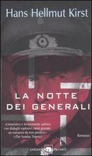 Copertina dell'audiolibro La notte dei generali di KIRST, Hans Hellmut