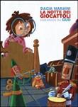 Copertina dell'audiolibro La notte dei giocattoli di MARAINI, Dacia