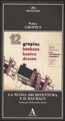 Copertina dell'audiolibro La nuova architettura e il Bauhaus di GROPIUS, Walter