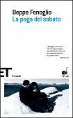 Copertina dell'audiolibro La paga del sabato di FENOGLIO, Beppe