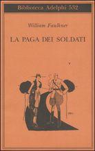 Copertina dell'audiolibro La paga del soldato di FAULKNER, William