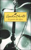 Copertina dell'audiolibro La parola alla difesa di CHRISTIE, Agatha