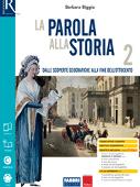 Copertina dell'audiolibro La parola alla storia 2 di BIGGIO, Barbara