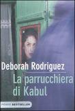 Copertina dell'audiolibro La parrucchiera di Kabul di RODRIGUEZ, Deborah