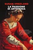 Copertina dell'audiolibro La passione di Artemisia