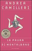 Copertina dell'audiolibro La paura di Montalbano di CAMILLERI, Andrea